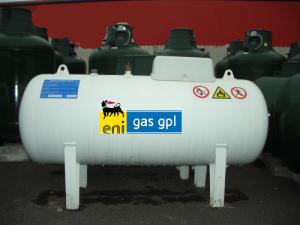 Serbatoi Gas Trapani